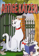 Artige-Katzen DVD Germany Kidsplay Front