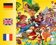 Toys DVD Germany Kidsplay Menu