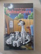 Auf der suche nach den dalmatinern vhs