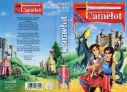 Das-Schwert-von-Camelot VHS-Germany Juenger Cover