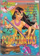 Bimbo-Cartoons-Pocahontas-Dvd-Nuovo