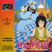 Aladin VCD Germany VCDInteaktiv Front
