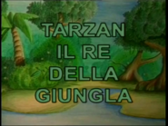 Tarzan Italian title
