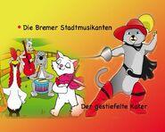 Stadtmusikanten+Kater DVD Germany PowerStation Menu1