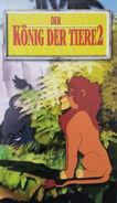 Der-Koenig-der-Tiere-2 VHS Germany KidsPlay Front