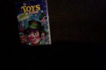 The Toys Room DVD (front)