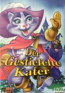 Der-gestiefelte-Kater DVD Germany ArtMedia Front
