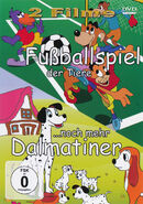 Fussballspiel+Dalmatiner DVD Germany PowerStation Front