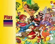 Wabuu DVD Germany Kidsplay Menu