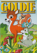Goldie (DVD, Kids Play, Front)