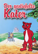 Der-gestiefelte-Kater DVD Germany PowerStation Front