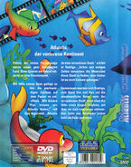Atlantis DVD Germany BestEntertainment Back