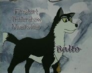 Balto DVD Germany BestEntertainment Menu