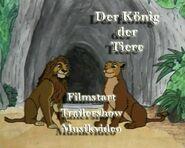 Der-Koenig-der-Tiere DVD Germany BestEntertainment Menu