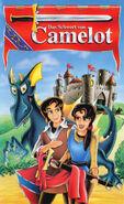 Das-Schwert-von-Camelot VHS-Germany Juenger Front