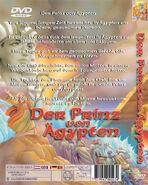 Der-Prinz-von-Aegypten DVD Germany Unknown Back