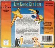 Der-Koenig-der-Tiere VCD Germany VCDInteaktiv Back