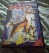 Balto DVD by Jenymar