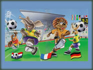 Fussballspiel-der-Tiere DVD Germany Unknown2 Menu