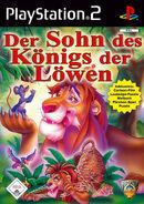 Der-Sohn-des-Koenigs-der-Loewen Germany Playstation2 Phoenix Front