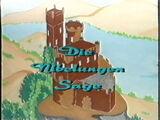 Die Nibelungen Sage: Siegfried
