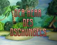 Tarzan later German title