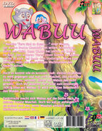 Wabuu DVD Germany ArtMedia Back