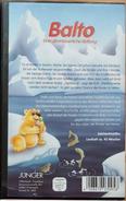 Balto - Eine abenteuerliche Rettung (Junger Verlag VHS Back)