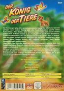 Der-Koenig-der-Tiere-2 DVD Germany PlanetSong Back