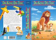 Der-Koenig-der-Tiere VHS Germany Juenger Cover