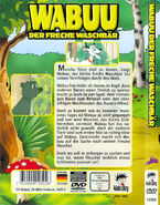 Wabuu DVD Germany Kidsplay Back