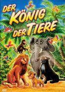 Der-Koenig-der-Tiere-2 DVD Germany PlanetSong Front