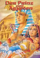 Der-Prinz-von-Aegypten DVD Germany Unknown Front