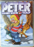 Peter und der Wolf (German DVD, Kids Play, Front)