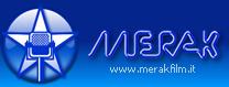 Merakfilm doppiaggio logo popup