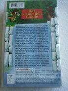 Goldie - Abenteuer im Zauberwald (Pocket Money Video VHS, Back)