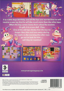 The Toys Room (PS2, Back)