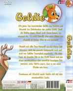 Goldie DVD Germany ArtMedia Back