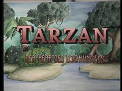 Tarzan German title