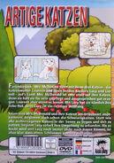 Artige-Katzen DVD Germany Kidsplay Back