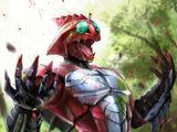 Kamen Rider Amazon Alpha