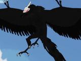 Bird Monster from RWBY