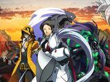 Bizarre Adventures of Hakumen and his friends