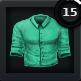 Shirt Turquoise