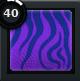 Tiger PurpleBlue
