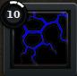 Lava Blue