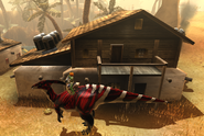 Parasaurolophus Level 6-14