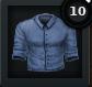 Shirt DodgerBlue