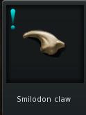SmilodonClawQuest