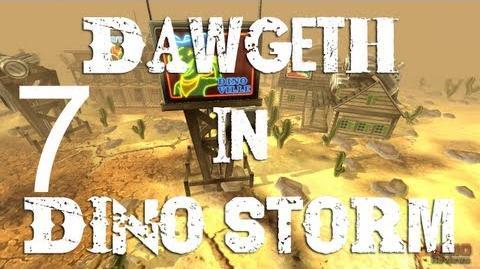 Dino Storm - Episode 7 - Restarting The Adventure in Dinoville!